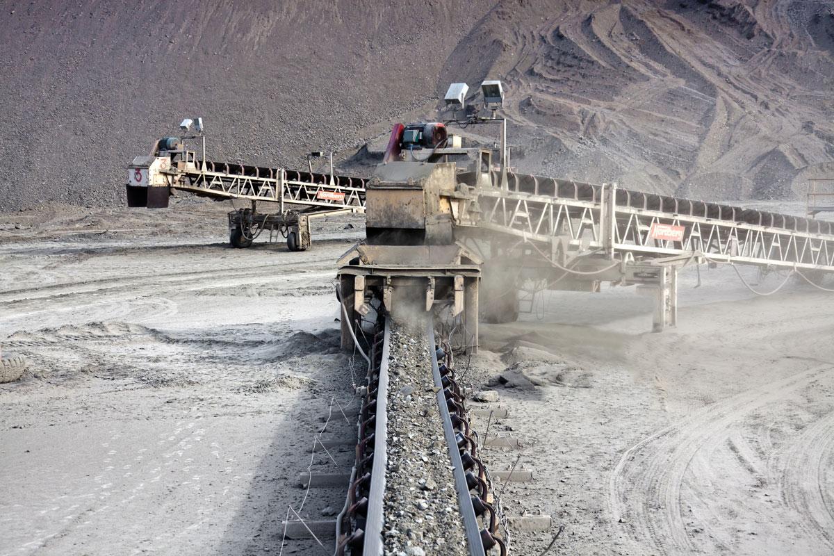 Assef Maluf - Mineração